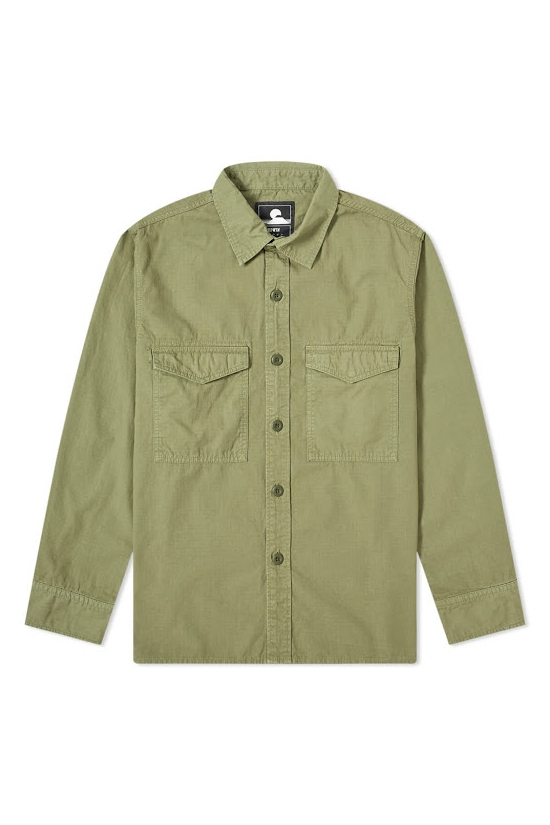 BIG SHIRT | MILITARY GREEN