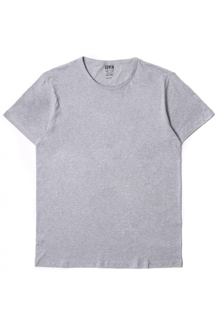 DOUBLE PACK TEE | GREY