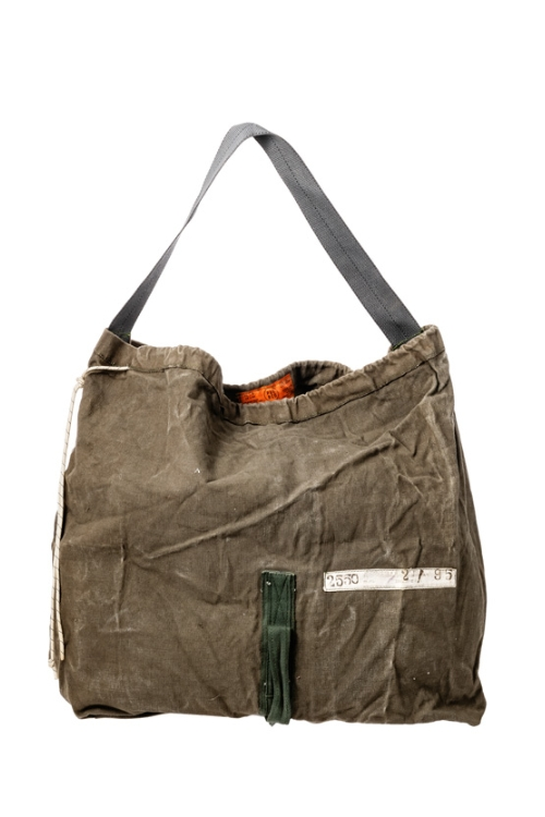 SHOULDER BAG | KAKI