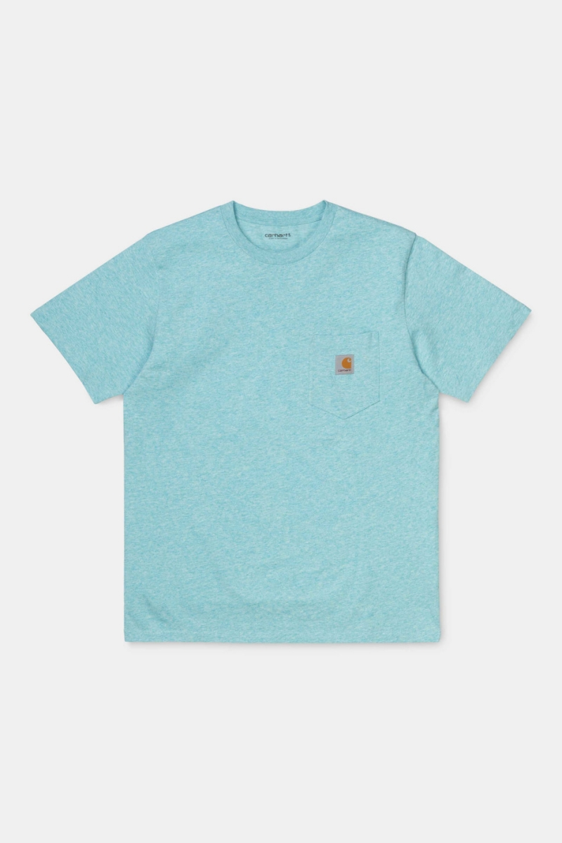 S/S POCKET | WINDOW HEATHER