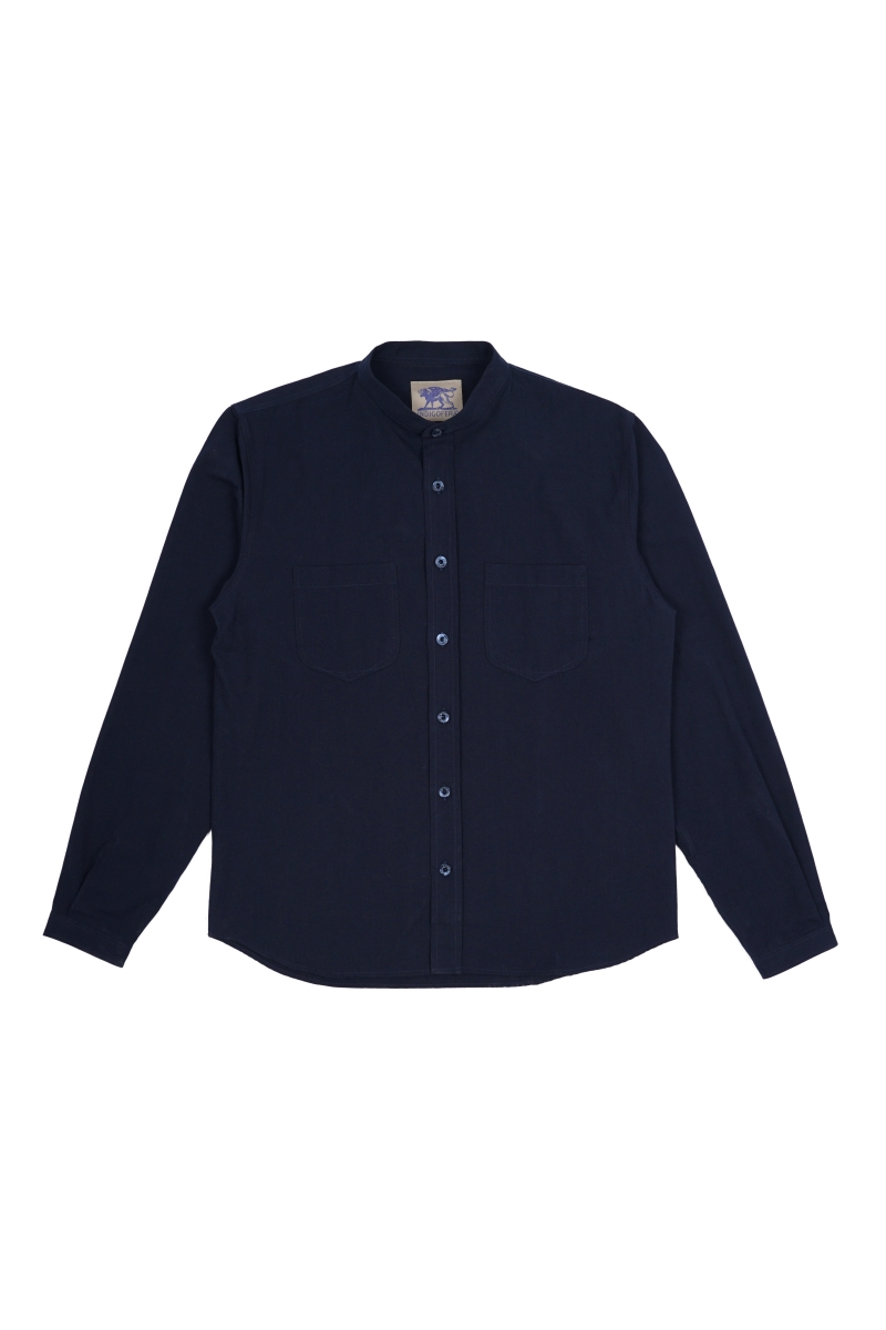 MUIR | NAVY CHAMBRAY
