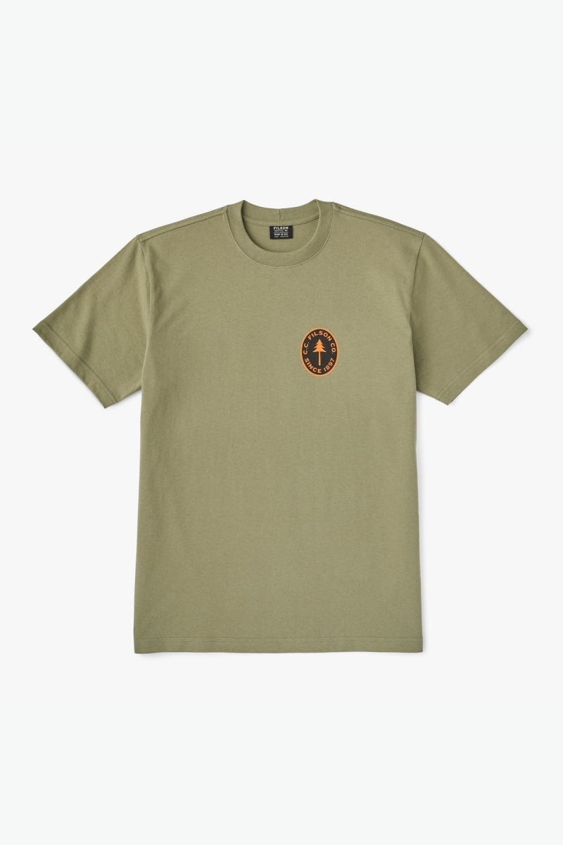 OUTFITTER GRAPHIC | BURNT OLIVE