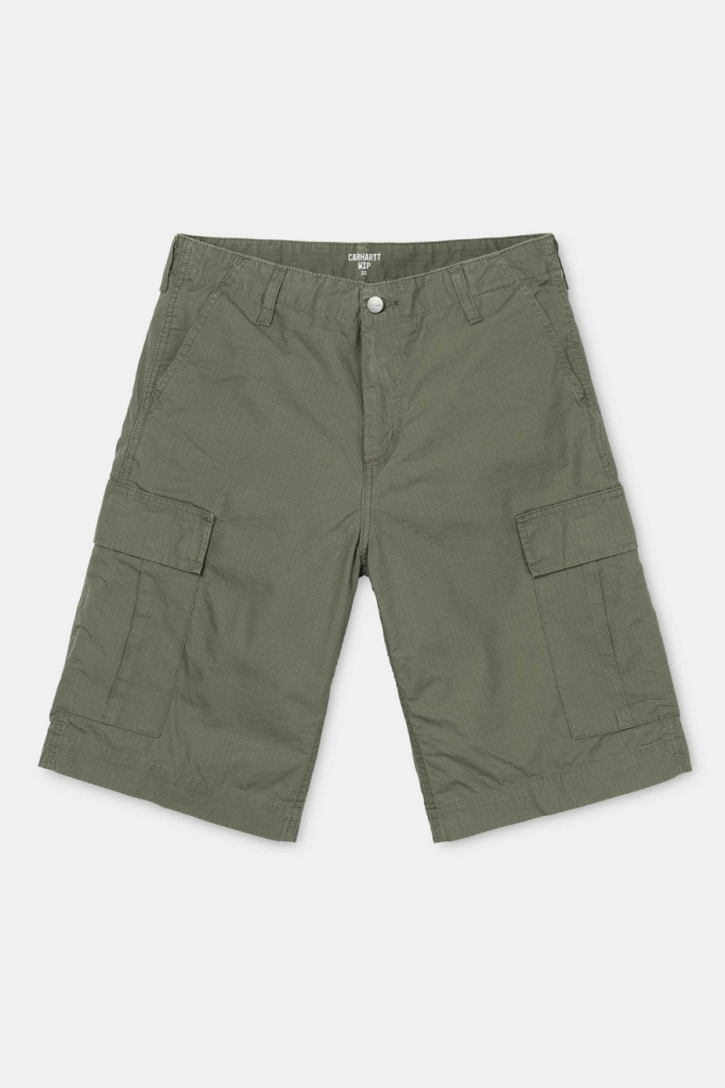 CARGO SHORT | DOLLAR GREEN