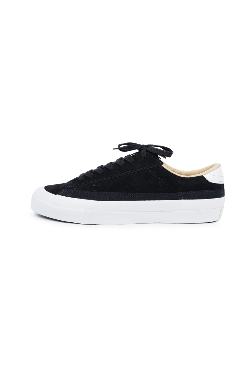 BELTED LOW SUEDE | M020 BLACK