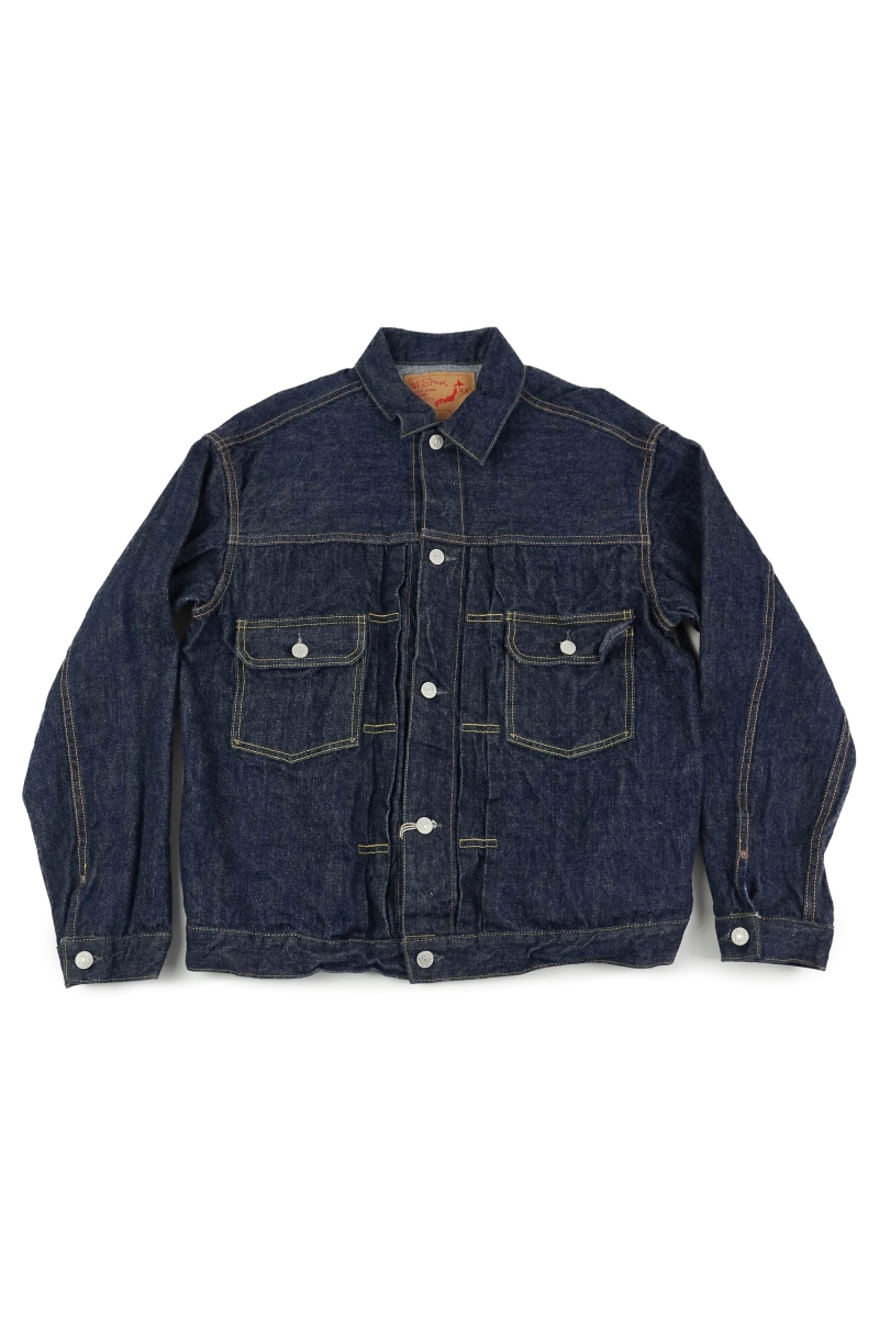 50S DENIM JACKET | ONE WASH
