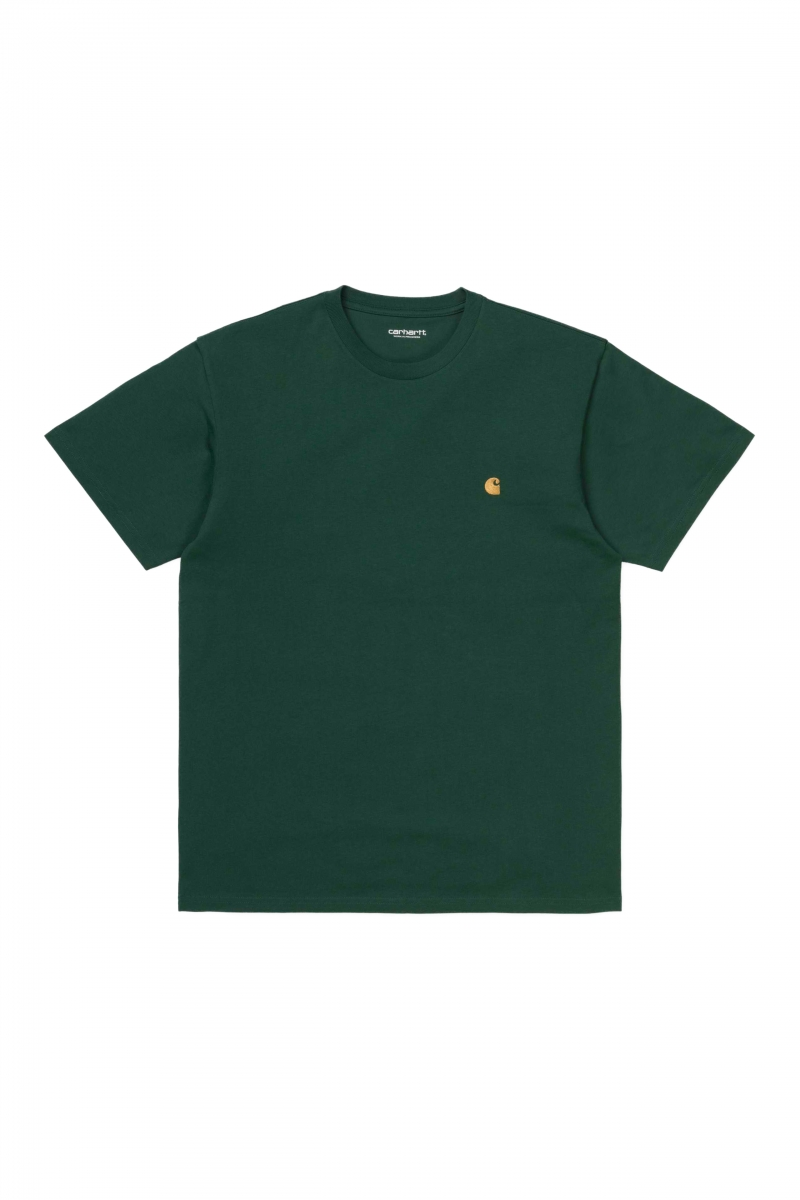 CHASE TEE | DARK TEAL