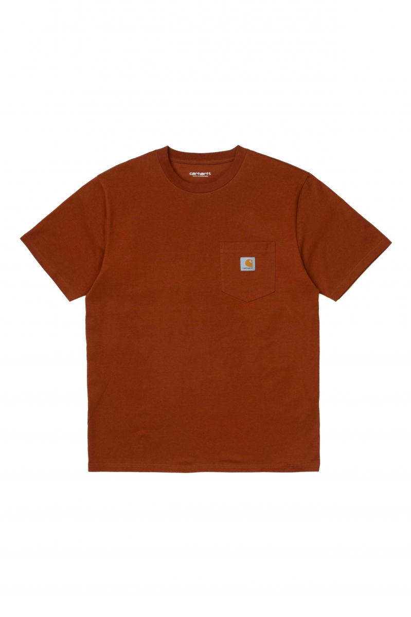 S/S POCKET | BRANDY