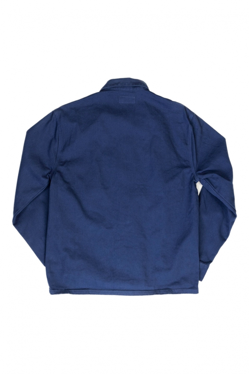 COVERALL JACKET | BLUE