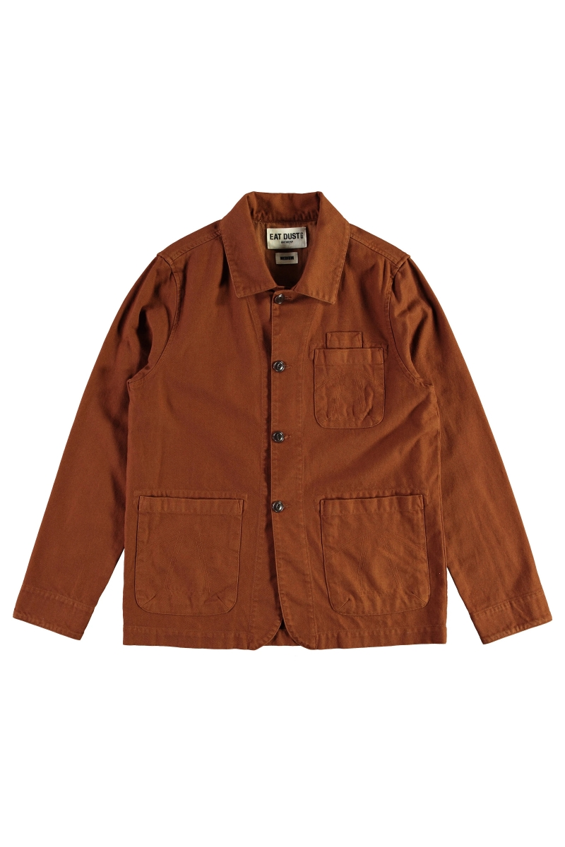 COMBAT BLAZER | BROWN
