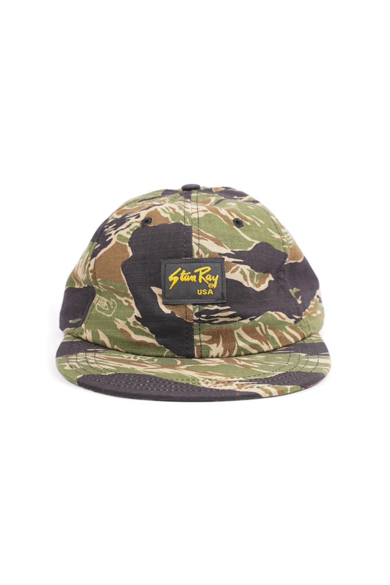 BALL CAP | TIGERSTRIPE CAMO