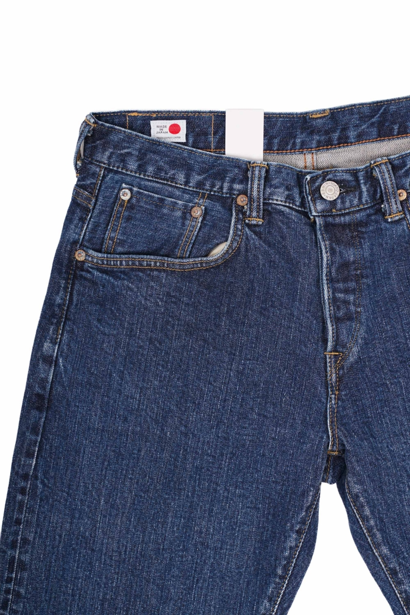 REGULAR TAPERED | EVEN WASH MID