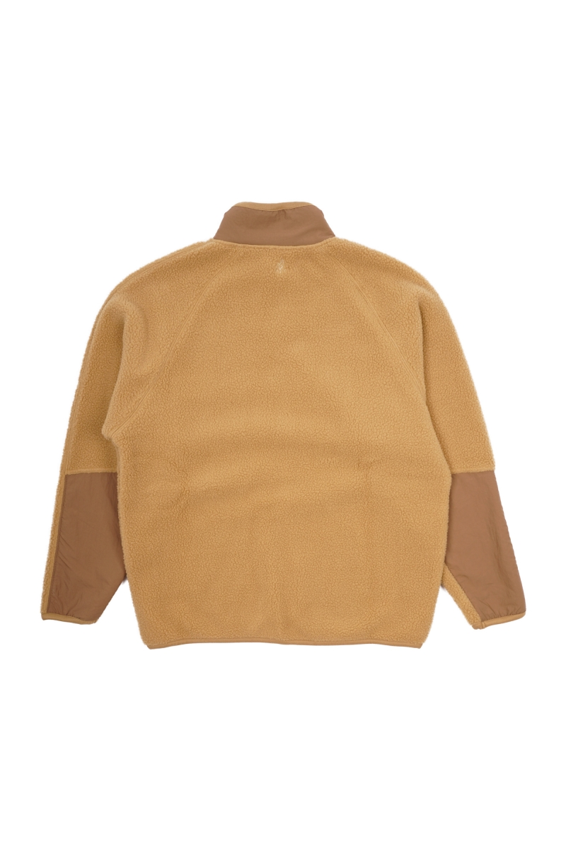 BOA FLEECE JACKET | BEIGE