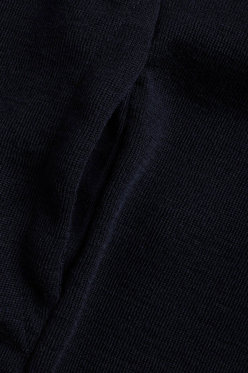 NAVAL FULL ZIP | NAVY BLUE