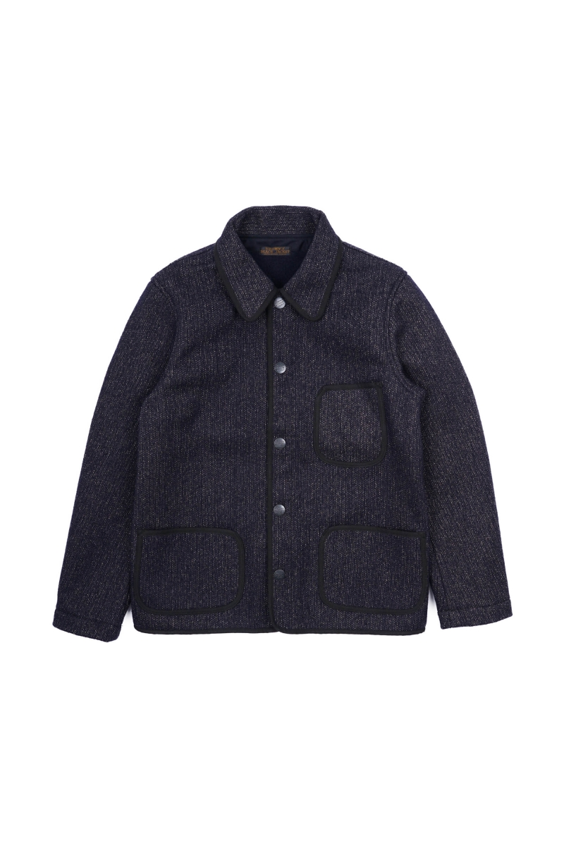 BBJ 003 JACKET | NAVY