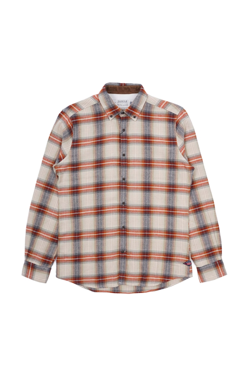 BUD SHIRT | BRICK RED