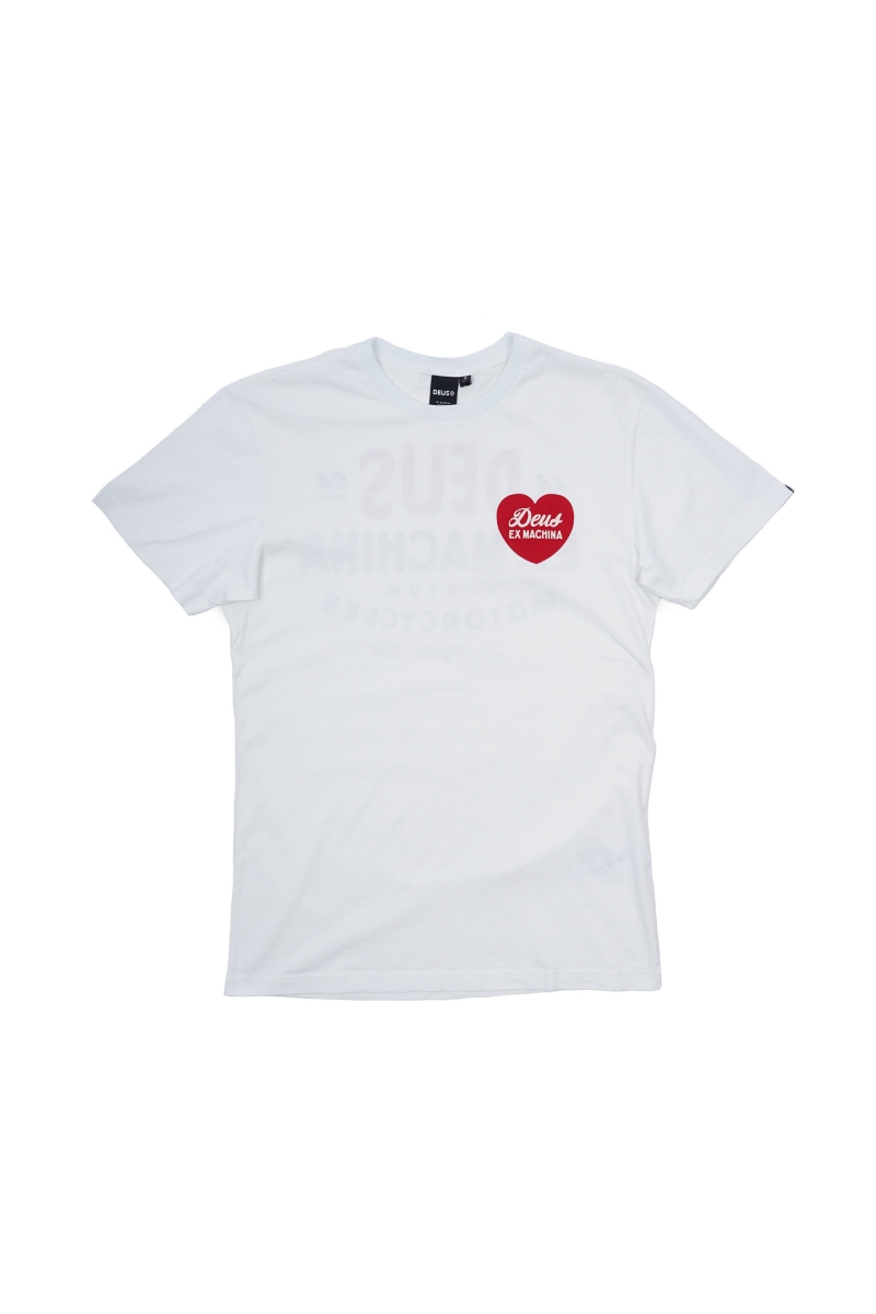 SENTIMENTS TEE | VINTAGE WHITE