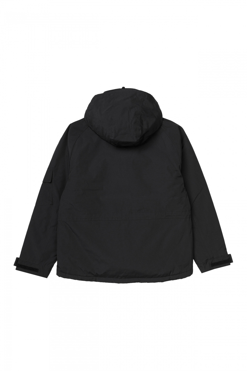 BODE JACKET | BLACK