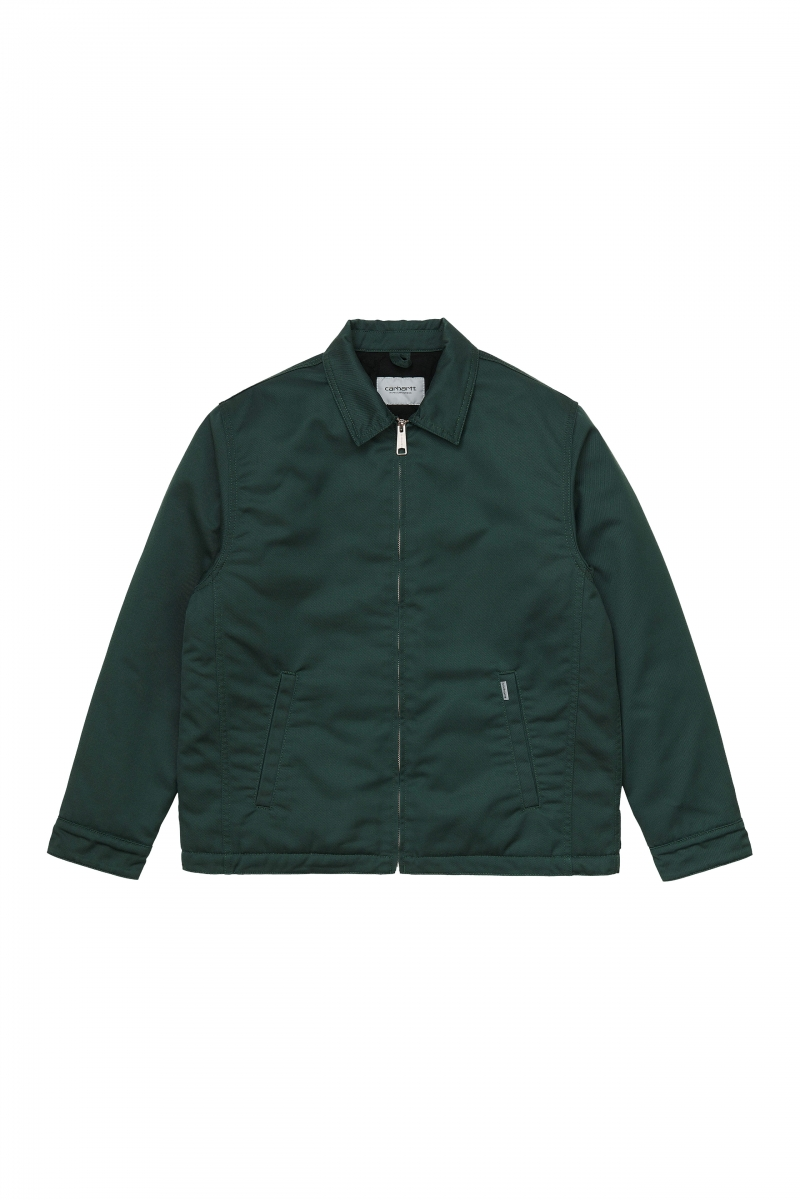 MODULAR JACKET | DARK TEAL