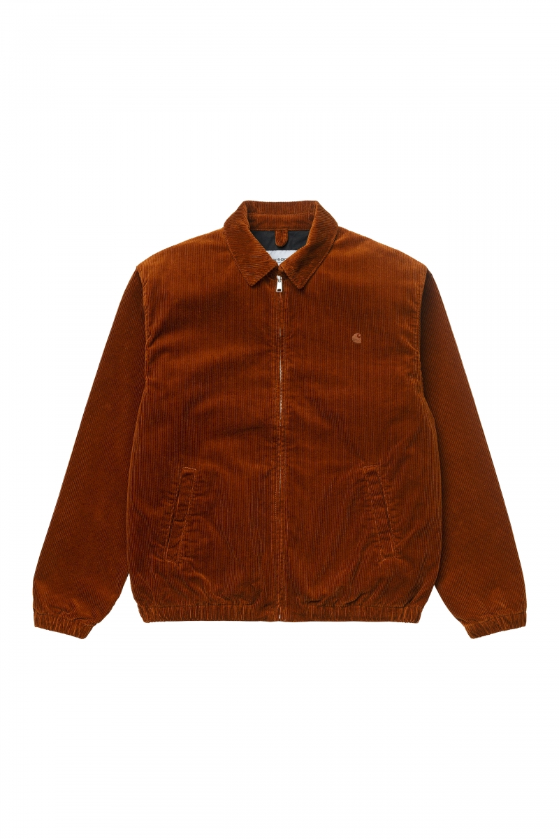 MADISON JACKET | BRANDY