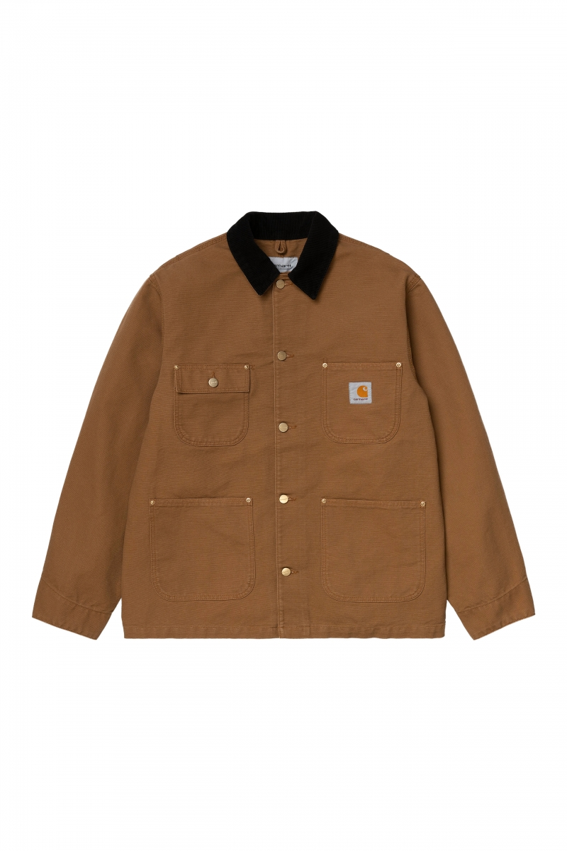 OG CHORE COAT | HAMILTON BROWN