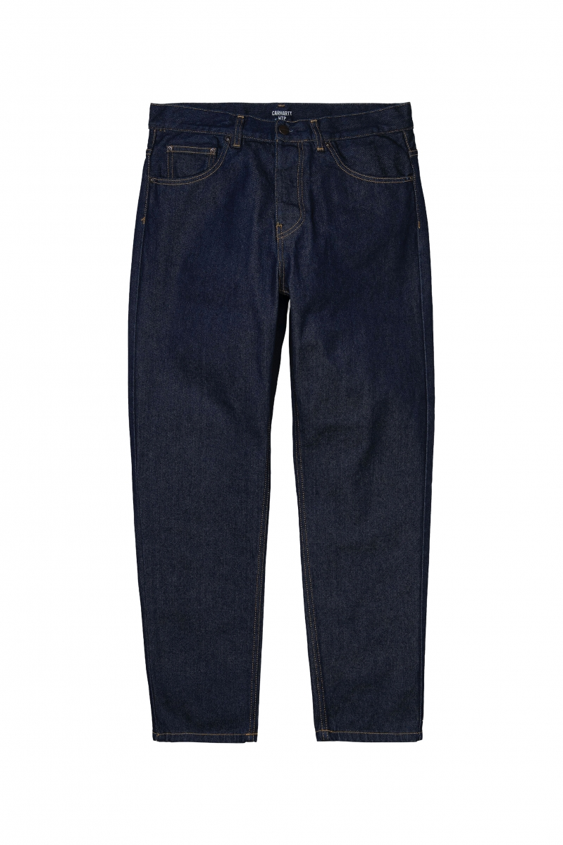 NEWEL DENIM | BLUE RINSED