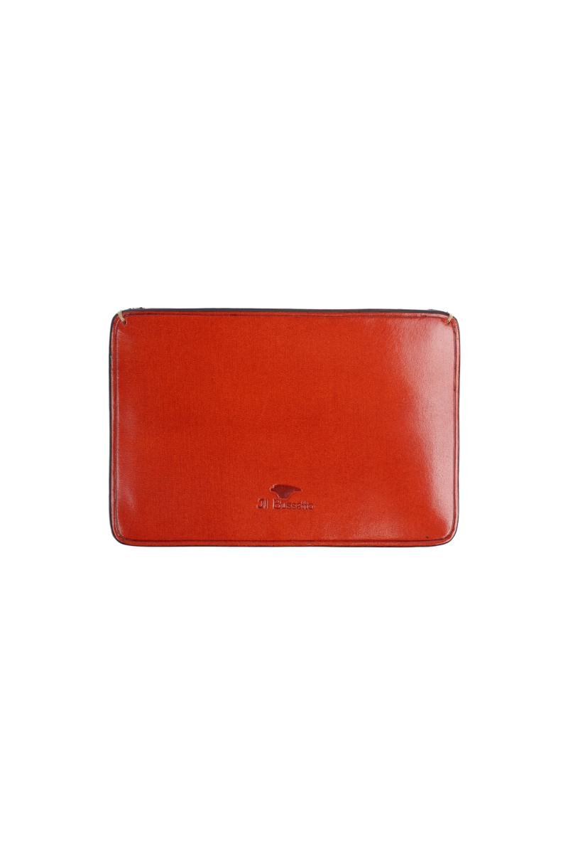 CARD CASE | 8 CORAL RED