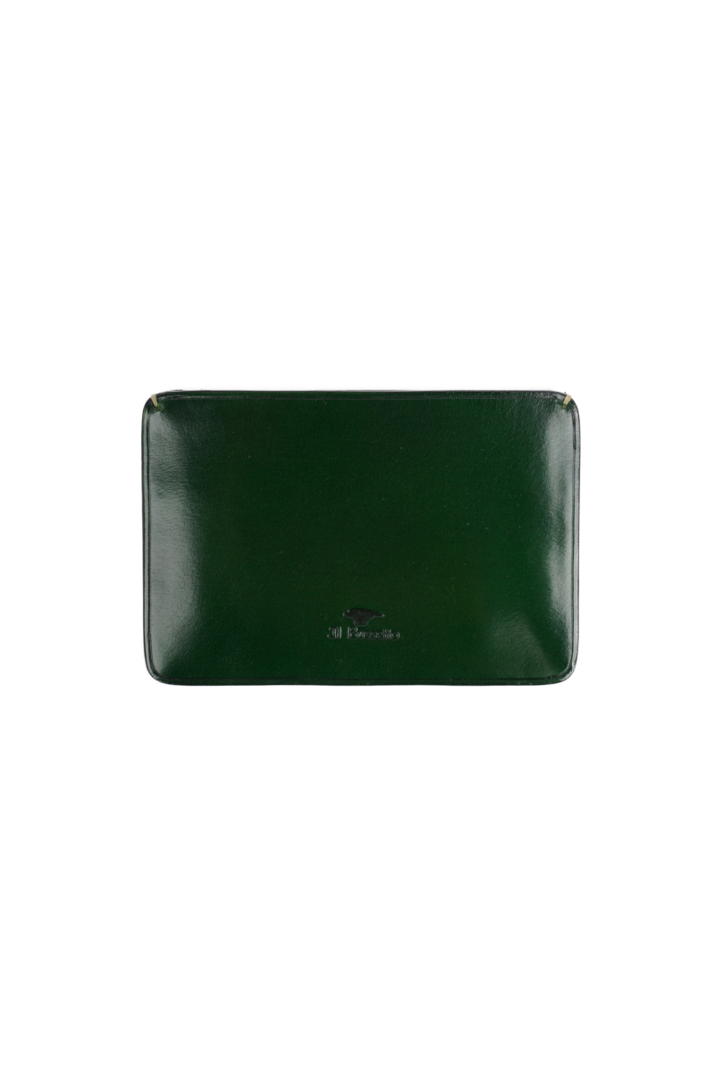CARD CASE | 15 FOREST GREEN